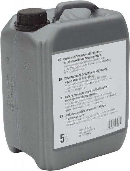 Spezialöl (Kanister 5 Liter) 9000624