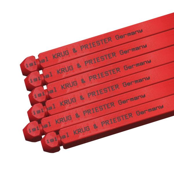 Cutting sticks for EBA 4705 (6 pieces)